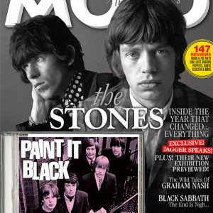 "Mojo #270 (May, 2016) - The Rolling Stones (incluye CD ""Paint it black"")"