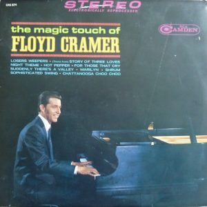 Floyd Cramer - The magic touch of Floyd Cramer