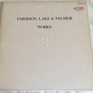 Emerson Lake & Palmer - Works Volume 2