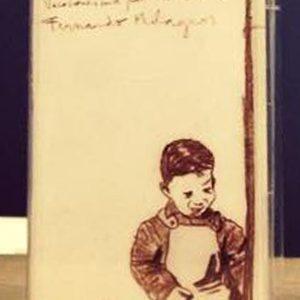 Fernando Milagros - Vacaciones en el patio de mi casa (cassette)