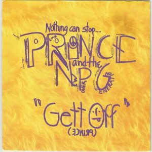 """Prince & The New Power Generation - Get Off (12"""")"""