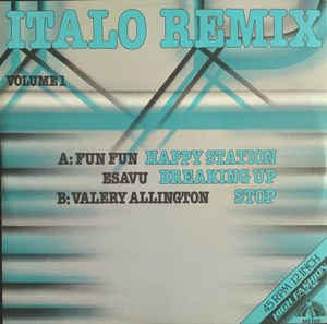 Various - Italo Remix (Volume 1)
