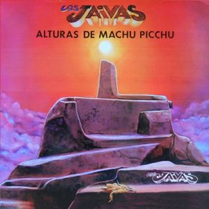 Los Jaivas - Alturas De Macchu Picchu