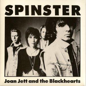 """Joan Jett - Spinster 7"""""""
